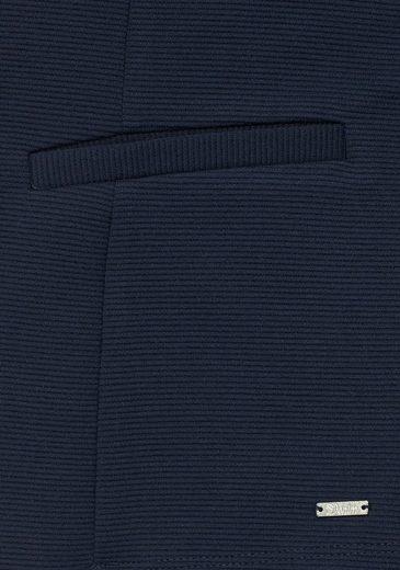 Tom Tailor Denim Sweatblazer, mit strukturierter Qualität