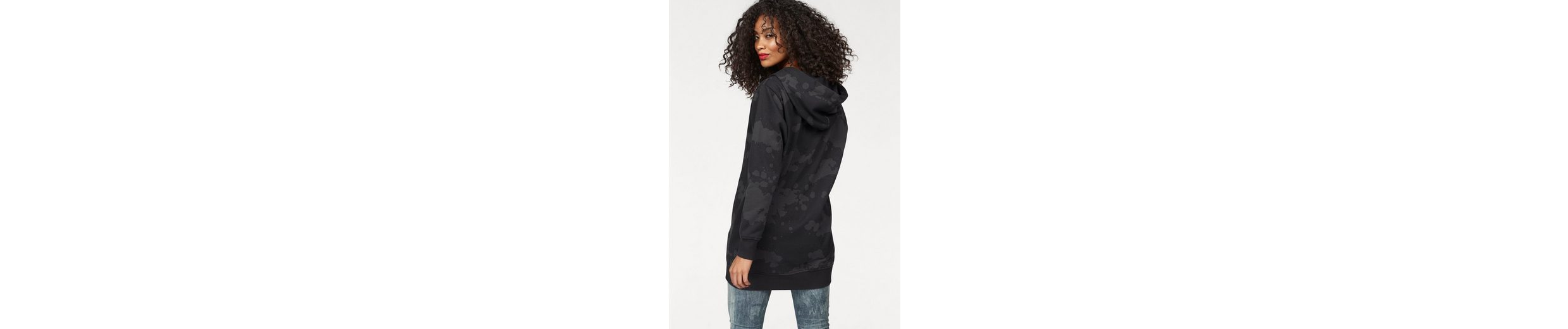 G-Star RAW Kapuzensweatshirt Reffit, mit Alloverdruck