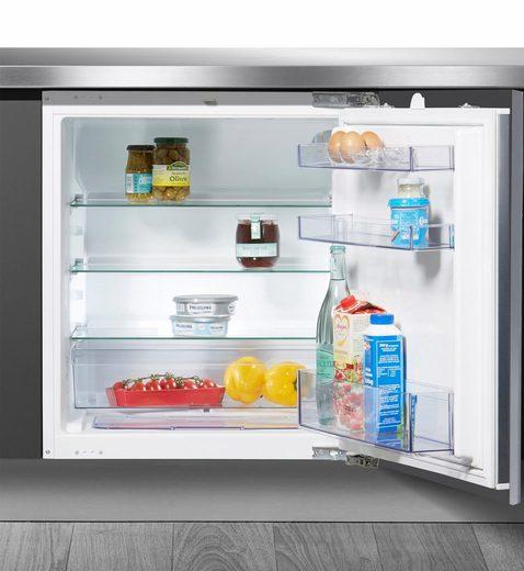 Constructa Einbaukühlschrank CK60144, 82,0 cm hoch, 59,8 cm breit, 82 cm hoch