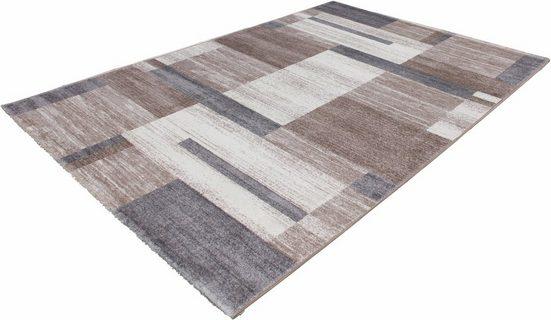 Teppich »Feeling 501«, LALEE, rechteckig, Höhe 15 mm