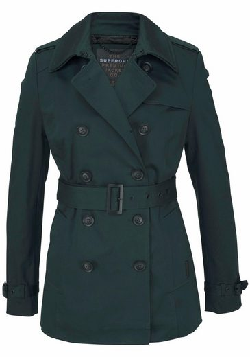 Superdry Trenchcoat Winter Belle Trench