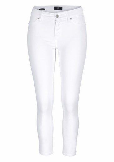LTB Skinny-fit-Jeans LONIA, mit verkürztem Bein