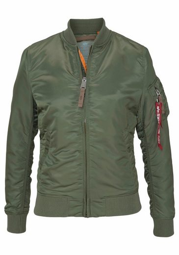 Alpha Industries Bomberjacke MA 1 VF 59 Wmn