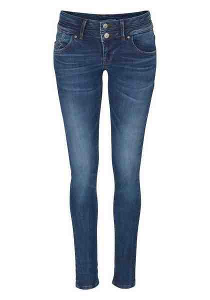 LTB Skinny-fit-Jeans »JULITA X«, mit 2-Knopf-Verschluss
