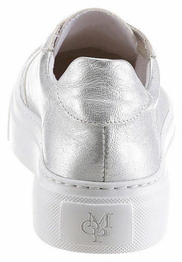 Marc O'Polo Sneaker, mit weich gepolstertem Schaftrand