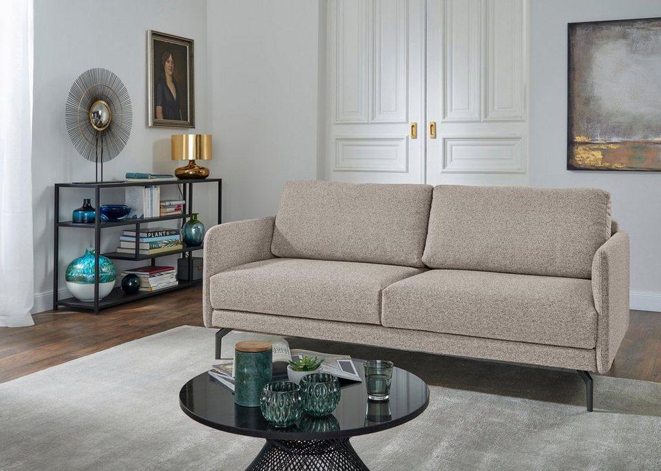 hülsta sofa 3 Sitzer hs 450 wahlweise in Stoff oder