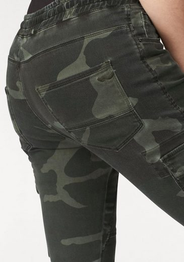 LTB Jogger Pants ROSERIS, im Military-Style