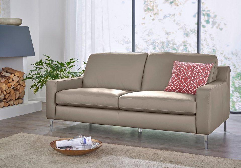 ledercouch schillig. Black Bedroom Furniture Sets. Home Design Ideas