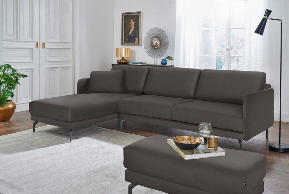 Hülsta Sofa Polsterecke Hs450 Mit Schmaler Armlehne Online Kaufen