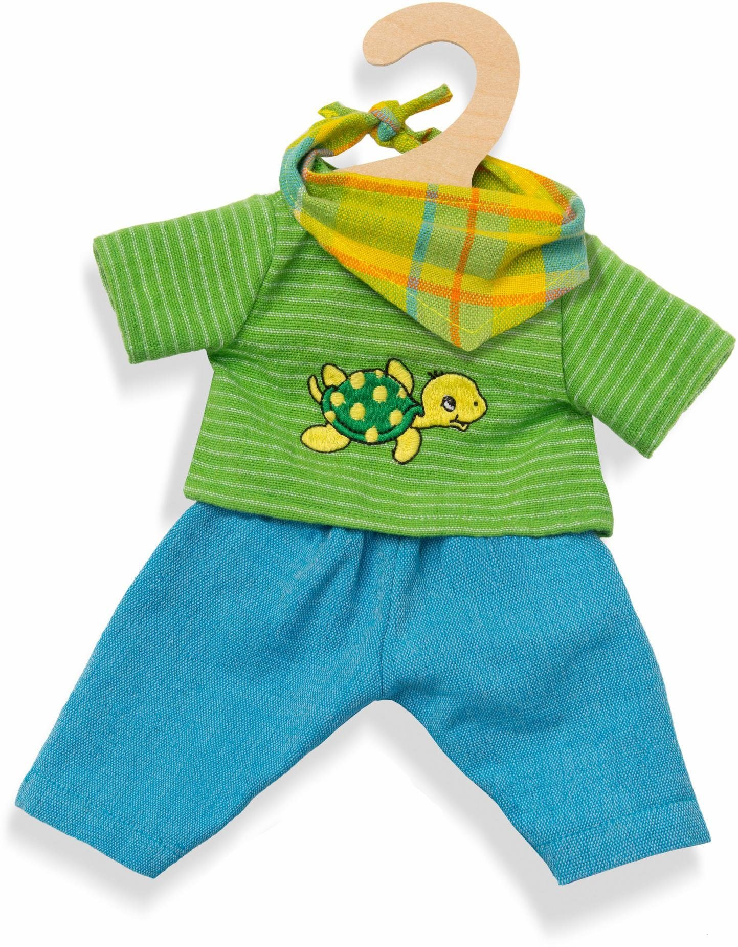 Heless®Puppenkleidung, »Outfit Max, Gr. 28-35 cm«