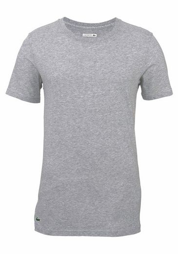 Lacoste T-Shirt Slim Fit Crew Neck Tee (3 Stück)
