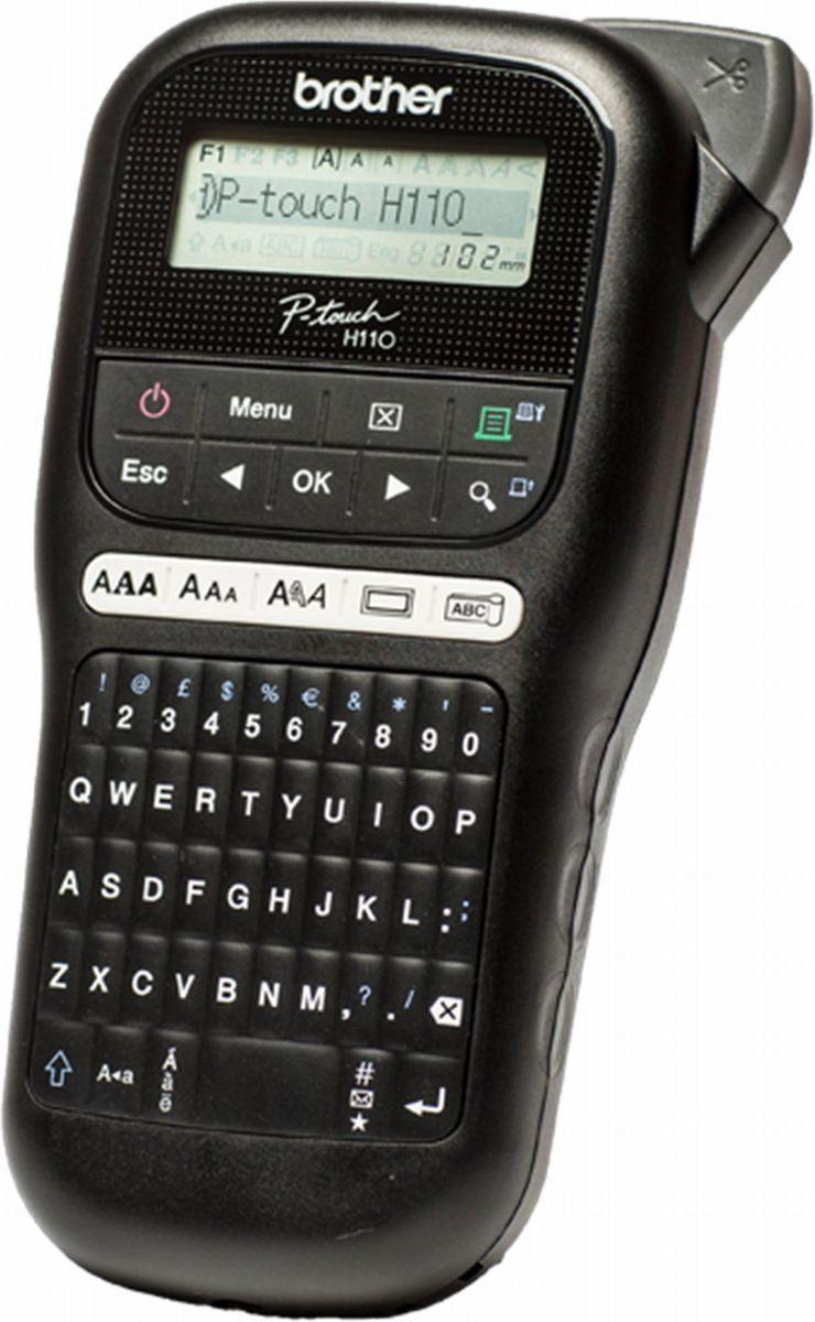 Brother Beschriftungsgerät »P-touch H110 Handheld Beschriftungsgerät«