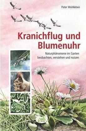 Gebundenes Buch »Kranichflug und Blumenuhr«
