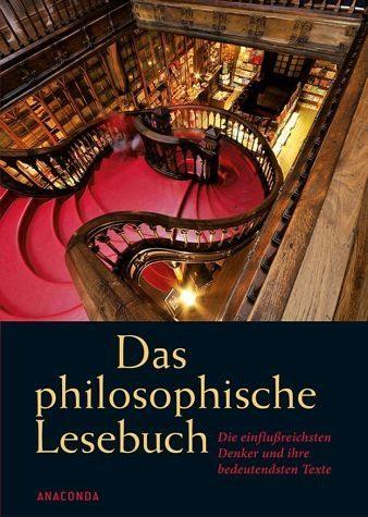 Gebundenes Buch »Das philosophische Lesebuch«