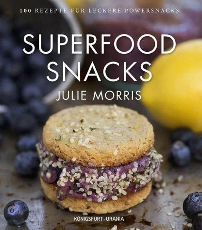 Gebundenes Buch »Superfood Snacks«