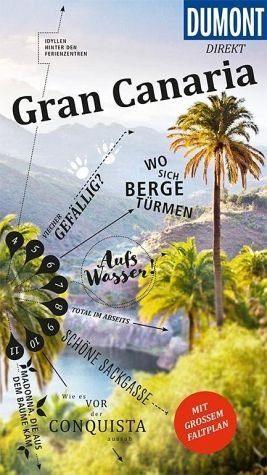 Broschiertes Buch »DuMont direkt Reiseführer Gran Canaria«