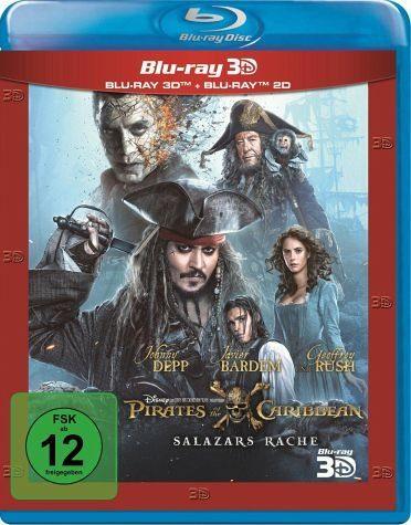 Blu-ray »Pirates of the Caribbean: Salazars Rache...«