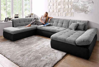 xxl sofa l form, xxl u couch. beautiful best canape d angle original luxury big sofa, Design ideen