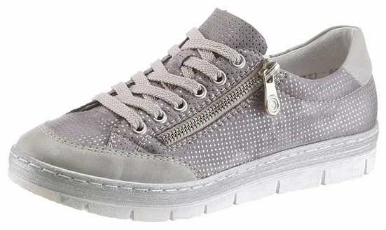 Rieker Sneaker With Zipper