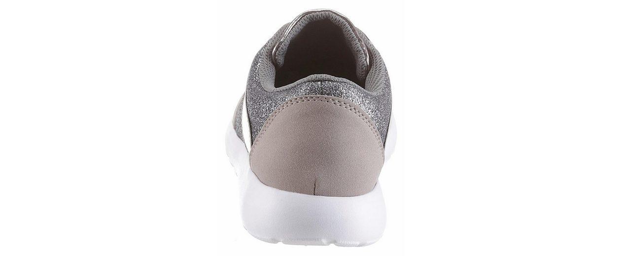 CITY WALK Sneaker, im Glitzer-Look