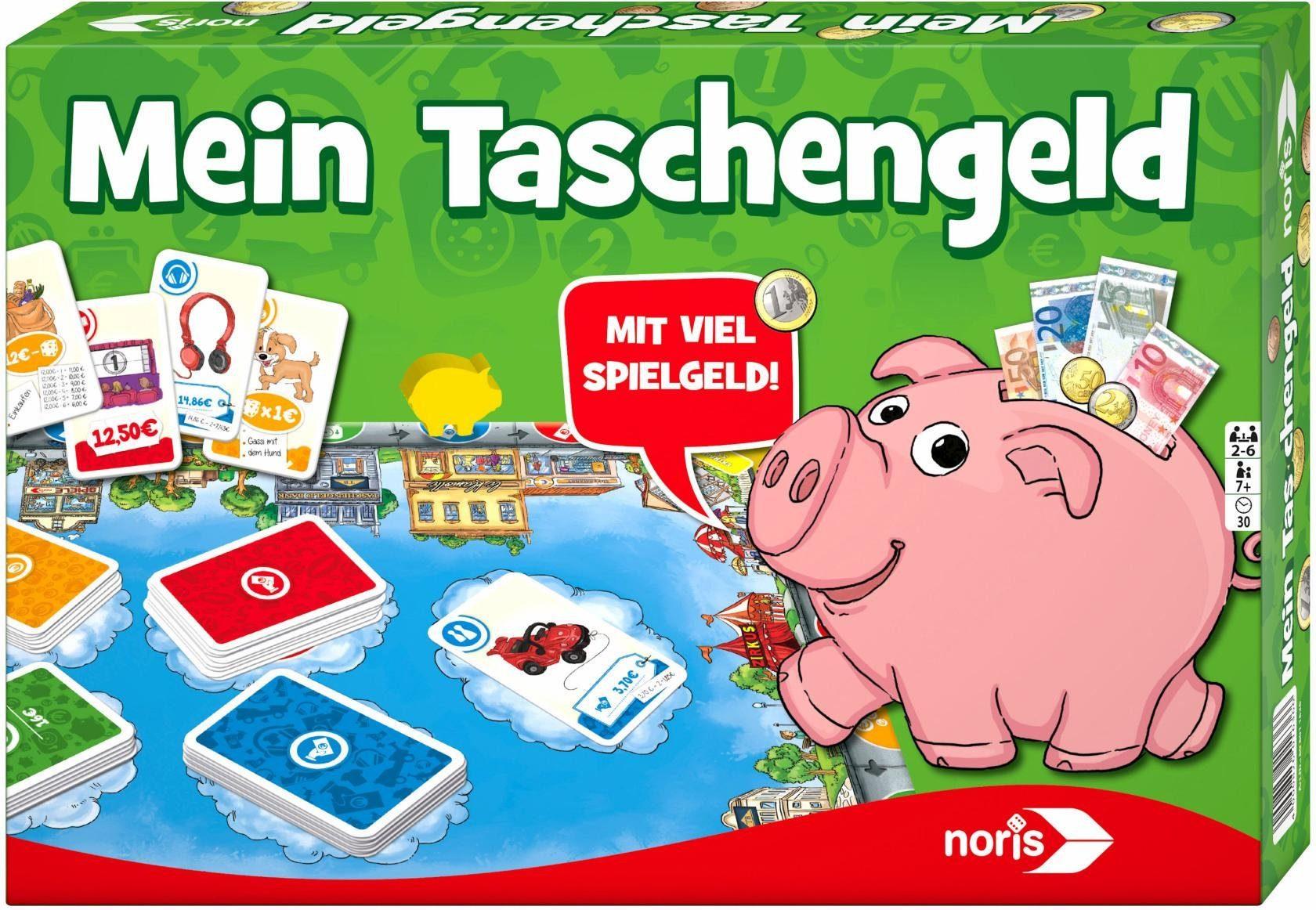 Noris Lernspiel, »Mein Taschengeld«