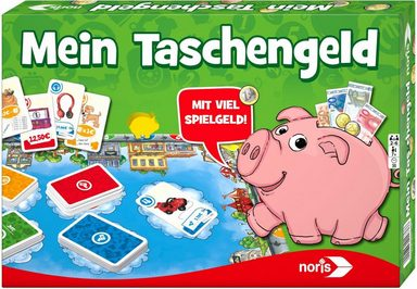 Noris Spiel, »Mein Taschengeld«