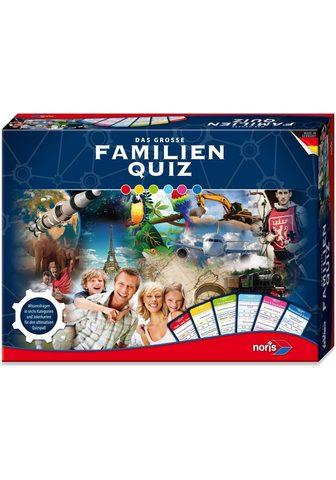 """Spiel """"Das große Familien Q..."""
