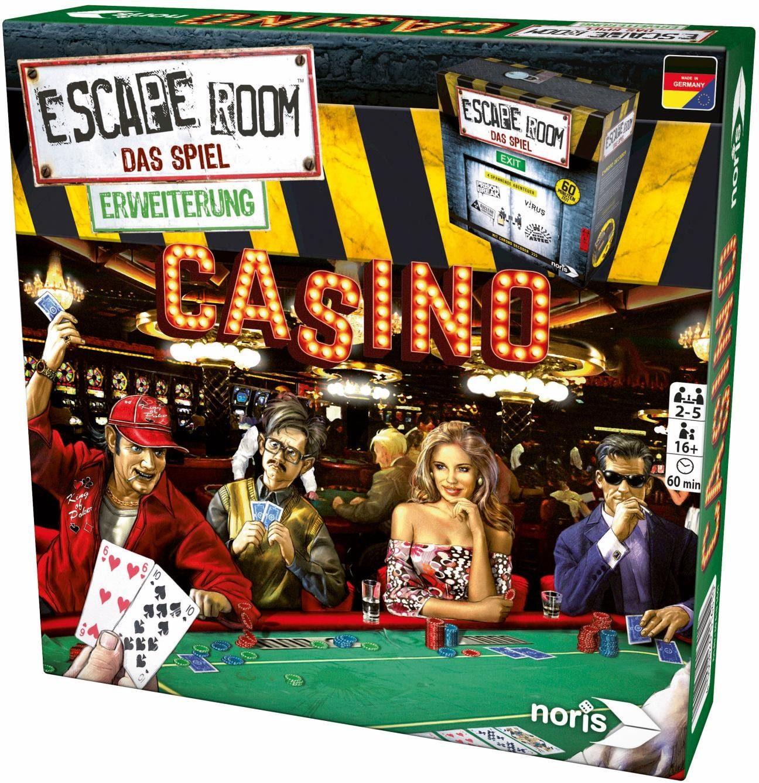 Noris Gesellschaftsspiel, »Escape Room: Casino«