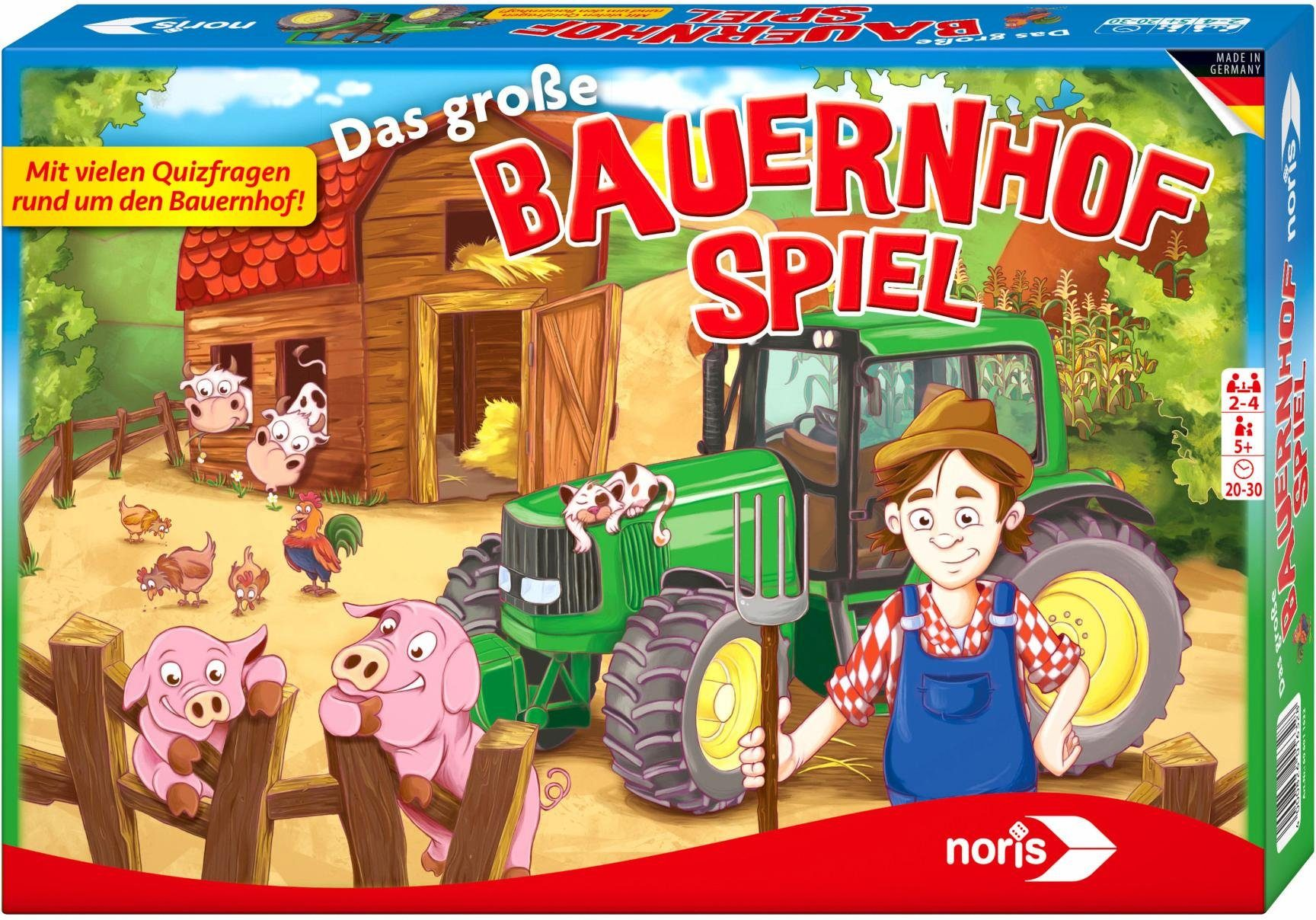Noris Brettspiel, »Das große Bauernhofspiel«