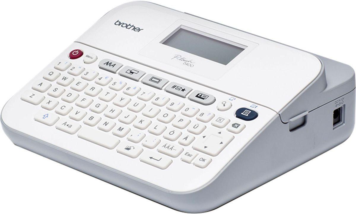 Brother Beschriftungsgerät »P-touch D400 Desktop«