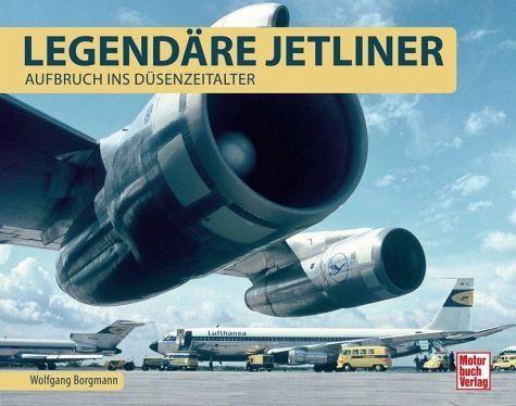 Gebundenes Buch »Legendäre Jetliner«