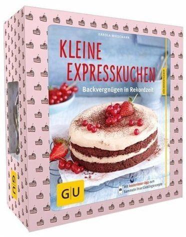 Broschiertes Buch »Set Kleine Expresskuchen. Mit...«