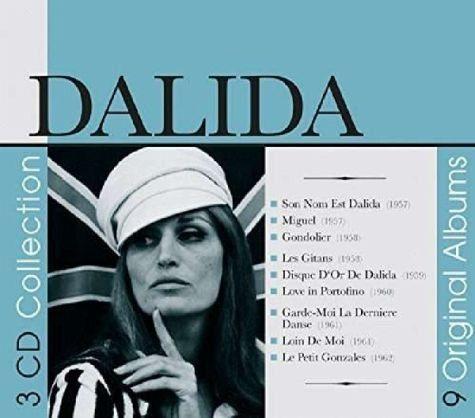 Audio CD »Dalida: 9 Original Albums«