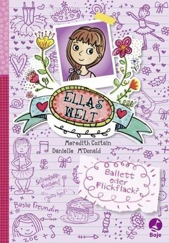 Gebundenes Buch »Ballett oder Flickflack? / Ellas Welt Bd.2«