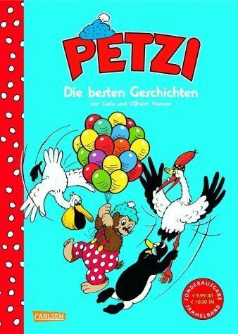 Gebundenes Buch »Petzi. Die besten Geschichten«