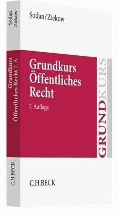 Broschiertes Buch »Grundkurs Öffentliches Recht«