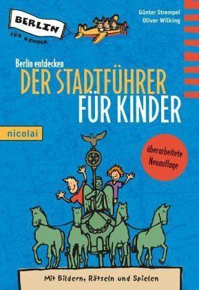 Broschiertes Buch »Berlin entdecken«