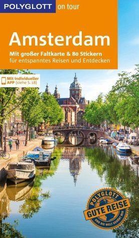 Broschiertes Buch »POLYGLOTT on tour Reiseführer Amsterdam«