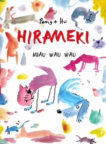 Broschiertes Buch »Hirameki Miau Wau Wau«