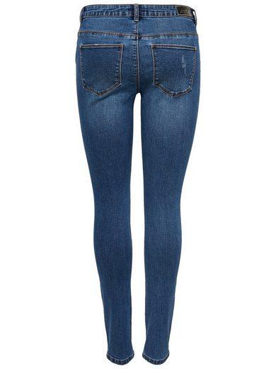 Only Carmen Reg Skinny Fit Jeans