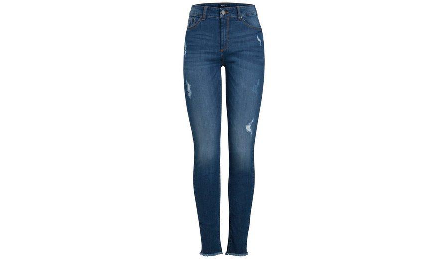 Rabatt Echt Zu Verkaufen Sehr Billig Pieces Slim Fit Ankle Jeans xbExFWq