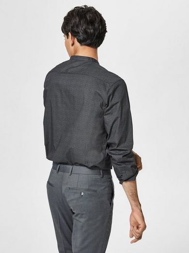 Selected Homme Cut Into Narrow Passform Shirt