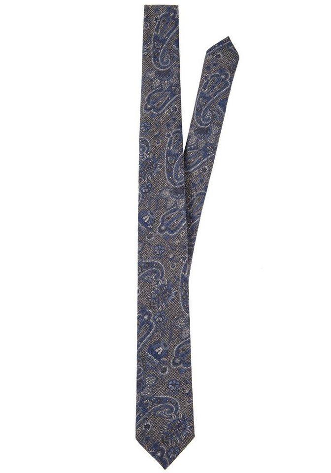 pierre cardin krawatte aus reiner wolle mit print otto. Black Bedroom Furniture Sets. Home Design Ideas