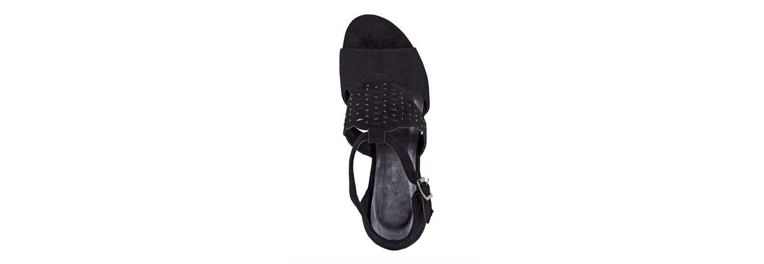 Liva Loop Sandalette mit dekorativen Ziersteinchen Verkauf Von Top-Qualität QXbQ6