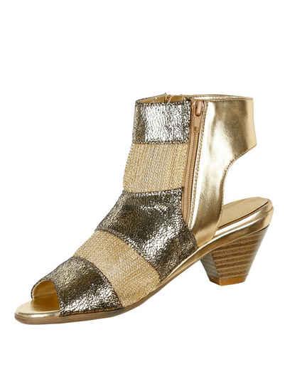 Evita »OLIMPIA« Sandale, goldfarben, goldfarben