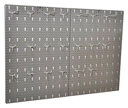 KREHER Lochwand »HOOK«, inkl. Schrauben zur Versteifung und Wandbefestigung