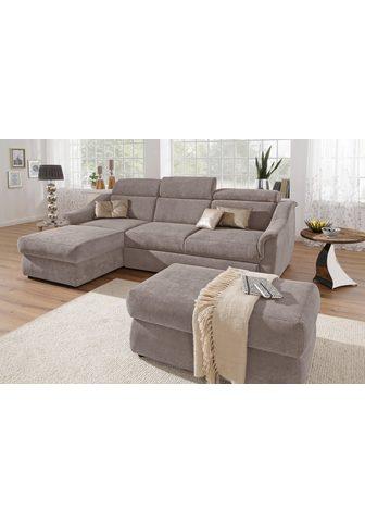HOME AFFAIRE Kampinė sofa »Aura«