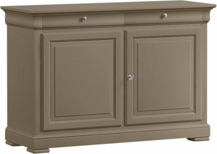 SELVA Sideboard »Constantia« Modell 7500, furniert in vier schönen Holzfarben