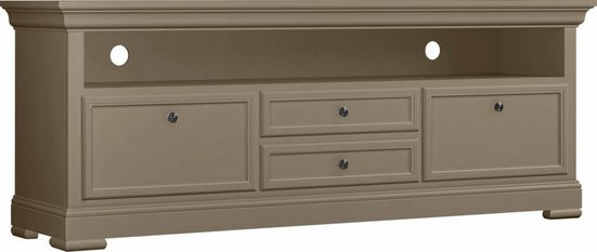 SELVA Lowboard »Constantia«, Modell 5504, furniert in vier schönen Holzfarben