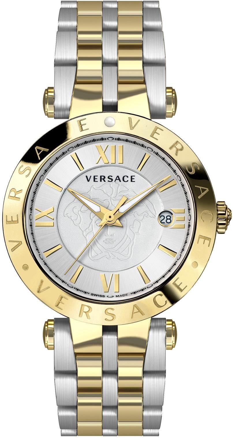 Versace Schweizer Uhr »V-Race, VCL110017«